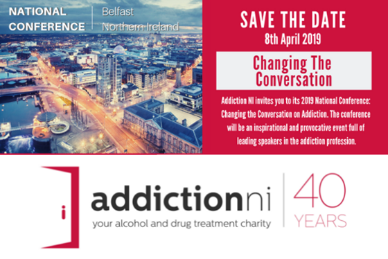 Addiction Conference - 'Changing the Conversation on Addiction'.