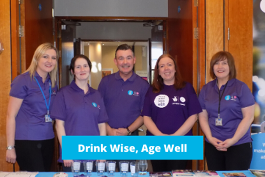 drink wise, age well