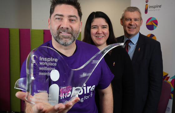 Inspire Workplace Wellbeing Awards postponed to October